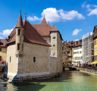 Annecy: Venice of the Alps