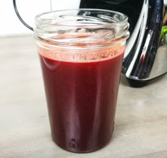 ​Carrot Parsley Beet Juice
